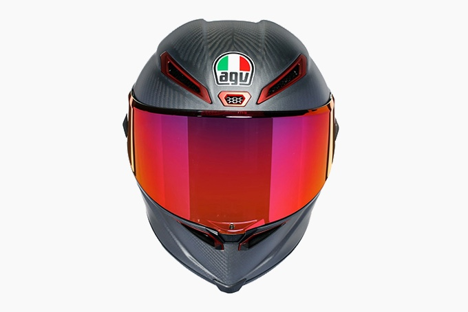 It S Your Chance To Own The Agv Pista Gp Rr Full Face Helmet