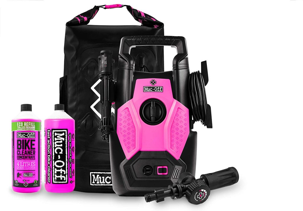 MUC-OFF BIKE PRESSURE WASHER BUNDLE